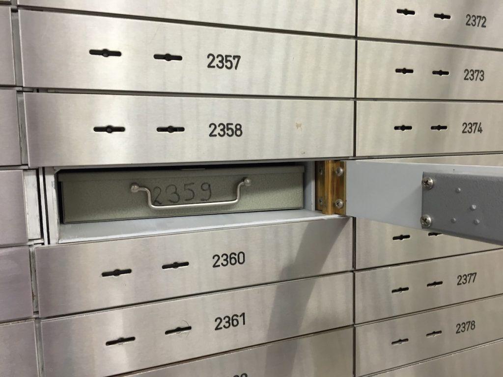 Gdzie przechowywać testament?